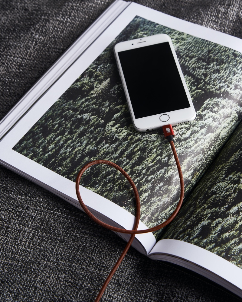 mitz cable iphone android samsung lightning สายไอโฟน ประกันตลอดชีพ