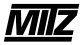 MITZ มิทซ์ Logo